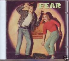 V.A. - FEAR - Buffalo Bop 55165 50s Rockabilly CD