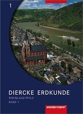 Diercke Erdkunde - Ausgabe 2004 für Realschulen: Diercke Erdkunde 1. Rheinland-P