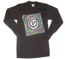 VISION STREET WEAR '80s Skateboard Long Sleeve Tee Shirt  Large /  BD1 BLACK