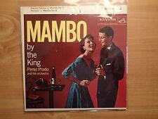 "Perez Prado-Mambo Sleeve/Patricia Record-US 7"" EP-1950-RCA EPA 732/47 7245"