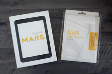 """Likebook Mars E-Reader 7.8"""" E-Ink Touch Screen Android Ebook Reader CASE BUNDLE+"""