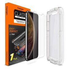 SPIGEN vetro tr EZ Fit display vetro di protezione per iPhone 11 Pro Max con guida di montaggio
