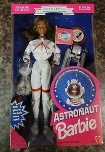 1994 Barbie Astronaut African American Doll #12150 Career Collection New