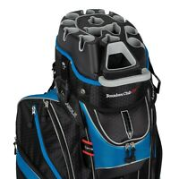 Founders Club 3G 14 Way Organizer Top Golf Cart Bag with Full Length Dividers