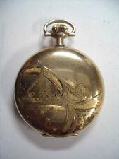 Antique 12 size Gold Filled Pocket Watch Case      C-248
