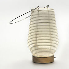 Hayashi Kougei Portable Japanese Paper Lantern with 100 Hour LED Light - Noppo