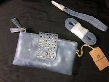 Kompanero Celine Studded Leather Crossbody / Clutch $179.99