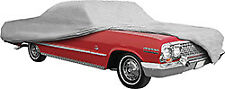 1965-71 Impala 2 & 4 DR Exc Fastback Gray Weather Blocker Plus Car Cover