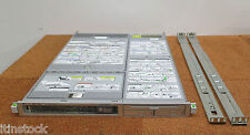 Sun Fire Sunfire X4100 DUAL CORE 2.6GHz 146 GB HDD 8 GB Ram 1U Rack Mount Server