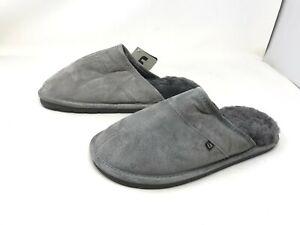 Mens Lamo (DFL50001150) Tranquil Gray Slippers (406K)