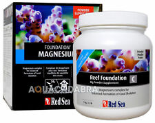 RED SEA Reef Fondazione C 1kg MAGNESIO IN POLVERE complesso