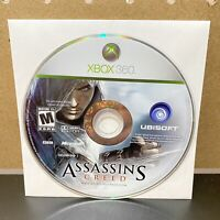 Assassin's Creed (Microsoft Xbox 360) Disc Only - Tested