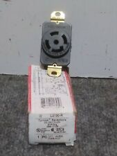Pass&Seymour L2130-R Twist-Lock Receptacle 30A 120/208V 3ØY 4-Pole 5Wire L21-30R