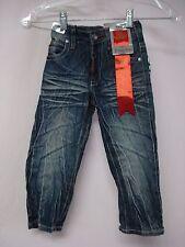 "NWT Toddler's Boy's ""GS 115 Jeans"" Denim Jeans Size 4T Dark Blue #821D"
