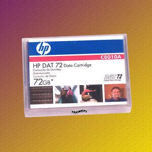 HP DAT 72, C8010A, DDS 5 Data Cartridge Datenkassette, NEU & OVP