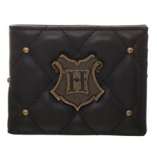 Harry Potter Hogwarts Wallet Bifold Advanced Wizardry Bioworld Quilted Pattern
