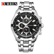 Orologio Da Polso Curren 8023 Uomo Analogico Quarzo Moderno Fashion Casual lac