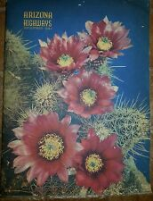 Arizona Highways Magazine December 1947-Holiday Color Issue-Beautiful Pictures