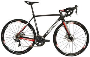 STRADALLI CARBON SHIMANO ULTEGRA 8000 CYCLOCROSS CX BICYCLE TRP GRAVEL BIKE