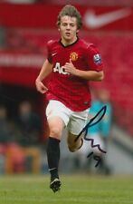 MANCHESTER UNITED HAND SIGNED BEN PEARSON 6X4 PHOTO 2.
