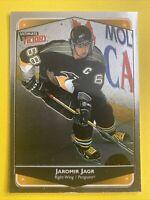 2000 Upper Deck Ultimate Victory #69 Jaromir Jagr Pittsburgh Penguins