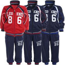 116 Sport Trainingsanzüge für Jungen in Größe