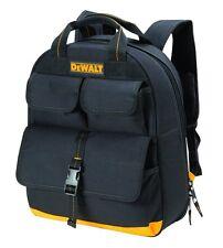 DEWALT USB Charging Tool Bag Back Pack 23 Pocket Backpack DGC530 NEW