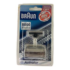 Original Type Braun Series 8000 Replacement Activator Cutter & Foil Combi-Pack