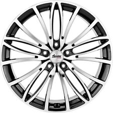 "18""   Advanti Racer BLACK WHEELS RIMS HOLDEN COMMODORE VE VF SV6 SS BMW 3 5 7"