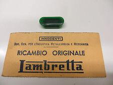 ORIGINAL Innocenti Lambretta ANTIGUO MODELO SUPERIOR H / Metálico Luz Verde Gema