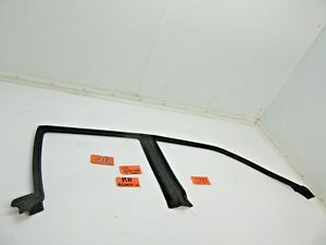 RUBBER SEAL ROOF FRONT BACK REAR DOOR GLASS SIDE TOP R RH for 98-02 FORESTER