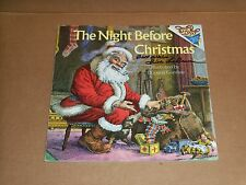 Dick LeBeau, Former Pgh Steelers, Signed Night Before Christmas Paperback Book