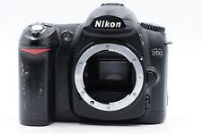 Nikon D50 6.1MP Digital SLR Camera Body [Parts/Repair] #815