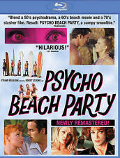 Psycho Beach Party (Blu-ray Disc, 2015)