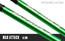 HEARTY RISE TOKAYO - MAD ATTACK LIGHT JIGGING ROD Spinning and Bait Casting