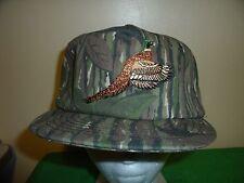 SNAPBACK PABST BEER CAMOUFLAGE BIRD HUNTING Baseball Cap Trucker Hat Retro A