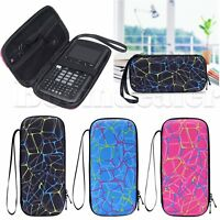 Travel Bag Protective Case Cover for Texas Instruments Nspire CX CAS Calculator