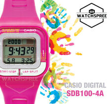 Casio Digital Watch SDB100-4A