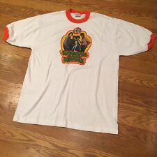 Vintage 90s Nickelodeon Nick At Night Rare vintage 1995 graphic t-shirt Vtg Xl