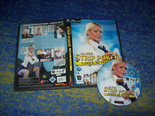 All Star strip poker PC CD ROM Girls At Work-Strip Poker en el ordenador