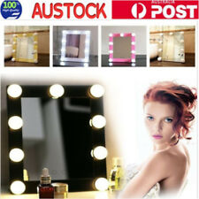 Hollywood LED Bulb Vanity Lighted Makeup Mirror with Dimmer Stage Beauty Mirror