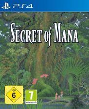 Secret of Mana (Sony PlayStation 4, 2018)