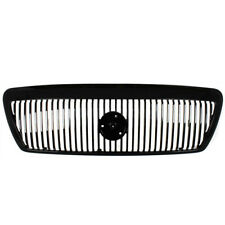 03-04 Marauder Front Face Bar Grill Grille Assembly Black FO1200409 4W3Z8200AAA
