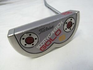 "Used Titleist Scotty Cameron GOLO 6 34"" Putter Scotty Cameron Golo 34 Putter -"