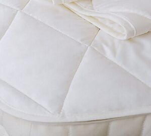 Vispring Mattress Protector. Wool Cotton Single High Quality