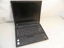 IBM ThinkPad T60 2008-CTO Parts Laptop 2Ghz No Hard Drive Posted To Bios