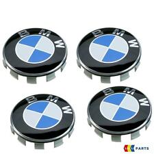 NEW GENUINE BMW F15 E70 E53 F16 E89 E85 F80 F83 ALLOY WHEEL CENTRE CAP SET