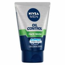 NIVEA MEN Face Wash, Oil Control, 10x Vitamin C, 100g free shipping  US