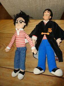 "Harry Potter 13"" Tall Soft Plush Toy Doll - Trudi 2001 RARE Hogwarts &other doll"