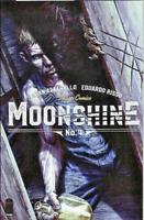Moonshine #4  Image Comics COVER B 1ST PRINT AZZARELLO RISSO